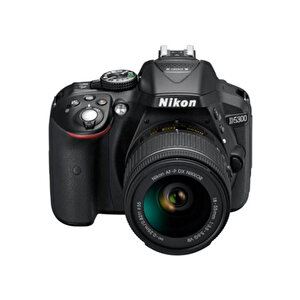 NIKON D5300 18-55 AF-P LENS 24.2 MP 3' LCD EKRAN  DIJITAL SLR FOTOĞRAF MAKiNESi
