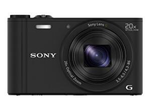 SONY DSCWX350 20x Optik Zoom'lu Kompakt Dijital Fotoğraf Makinesi ( OUTLET )