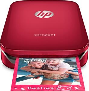 HP Z3Z93A Sprocket Kırmızı Taşınabilir Fotoğraf Yazıcısı