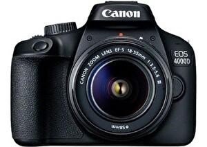 Canon EOS 4000D 18-55MM DC III DSLR Dijital Fotoğraf Makinesi ( TESHIR )