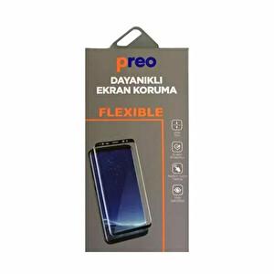Dayanıklı Ekran Koruma Samsung Galaxy A20S Flexible