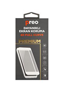 Preo Dayanıklı Ekran Koruma iPhone 11 Pro (Ön-Arka) 4D Full Curve