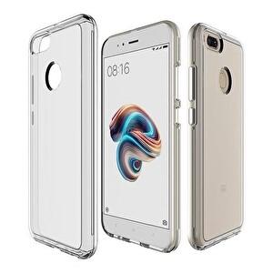 Preo Tpu Case Oppo A5 2020 Polikarbon Telefon Kılıfı Şeffaf