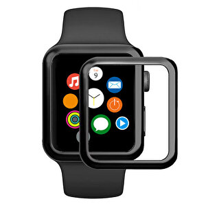 Preo Akıllı Saat Koruma Apple Watch SE 44MM Pmma Perfect Fullfit