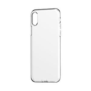 Preo Tpu Case Xiaomi Redmi NOTE 8 Polikarbon Telefon Kılıfı Şeffaf