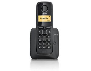 Gigaset AS120 Siyah Dect Telefon