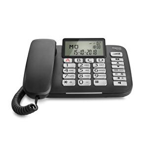 Gigaset DL580 Siyah Kablolu Telefon