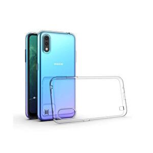 Preo My Case Samsung Galaxy A01 Telefon Kılıfı Şeffaf