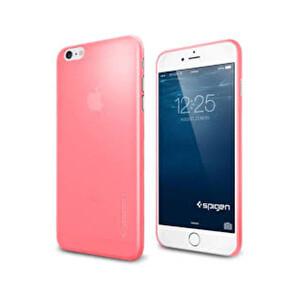 Spigen iPhone 6/6S Air Skin Azela Pınk Cep Telefonu Kılıfı