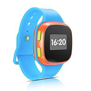 Alcatel Mavi-Kırmızı Akıllı Çocuk Saati