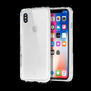 Ttec Superslim iPhone X Ekran Koruma Kılıfı (Şeffaf)