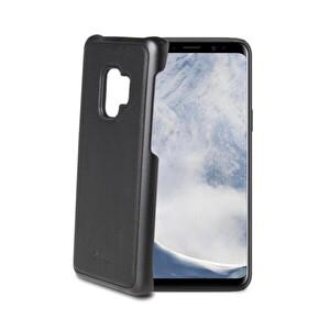 Celly Ghost Manyetik Telefon Kılıfı Galaxy S9 Siyah