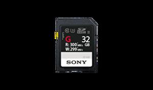 Sony SF32G 32 GB SD Kart