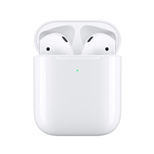 Apple AirPods 2.Nesil ve Kablosuz Şarj Kutusu (MRXJ2TU/A)