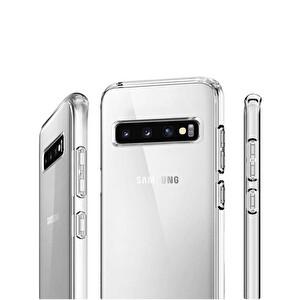 Preo My Case Samsung S10 Şeffaf Telefon Kılıfı