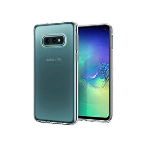 Preo My Case Samsung S10E Şeffaf Telefon Kılıfı