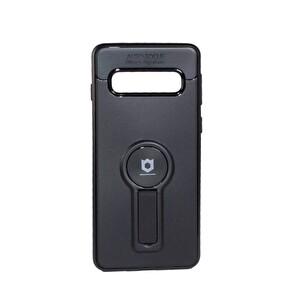 Preo My Case Armour Stand Samsung S10 Stand&Manyetik Telefon Kılıfı