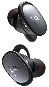 Anker SoundCore Liberty 2 Pro A3909 Tamamen Kablosuz Kulak İçi Kulaklık Siyah