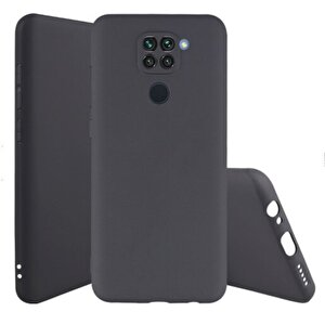 Preo My Case Xiaomi Redmi Note 9 Pro Telefon Kılıfı Siyah