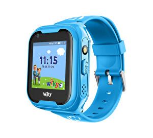 Wiky Watch 4G Akıllı Çocuk Saati Mavi
