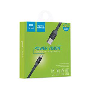 Preo My Mobile Platinium MMU31 Lightning Şarj Kablosu 1M
