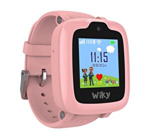 Wiky Watch 4 Pembe Akıllı Çocuk Saati
