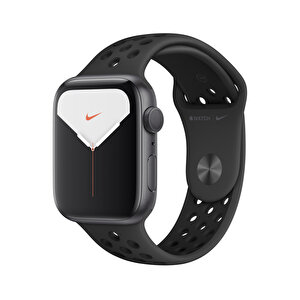 APPLE WATCH NIKE SERİES 5 44MM SPACE GREY ( OUTLET )