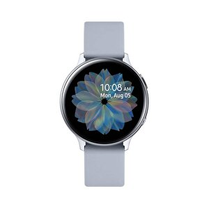 SAMSUNG GALAXY WATCH ACTIVE 2 ALUMINYUM 44mm SILVER AKILLI SAAT ( TESHIR )
