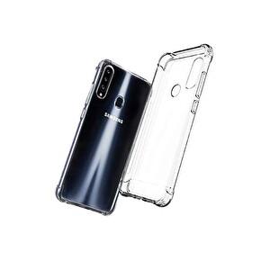 Preo My Case Samsung A20S Şeffaf Telefon Kılıfı