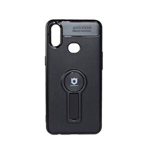 Preo My Case Armour Samsung A10S Stand&Manyetik Siyah Telefon Kılıfı