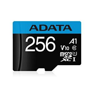 Adata 256GB ADAPT. MICROSDXC UHS-I Kart 100/25MB/sClass10