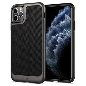 Spigen Iphone 11 Pro Max Neo Hybrid Gunmetal Telefon Kılıfı