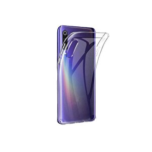 Preo My Case Xiaomi Mi 9 Lite Şeffaf Telefon Kılıfı