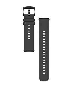 Huawei Watch GT2 Diana Siyah Silikon Kayış