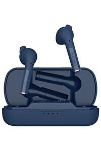 Defunc True Plus Gerçek Kablosuz Kulak İçi Kulaklık Bluetooth 5.0 Çift Mikrofon Mavi
