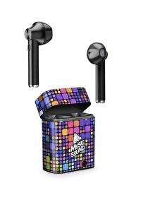 Cellularline Musıc Sound BTMSTWS6 Tws Gerçek Kablosuz Kulaklık Çok Renkli