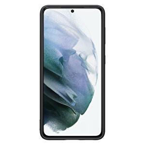 Samsung Galaxy S21 Silikon Telefon Kılıfı Siyah