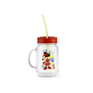 Mickey Clubhouse Pipetli Bardak
