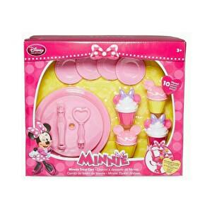 Pink Minnie Ziyafet Arabası