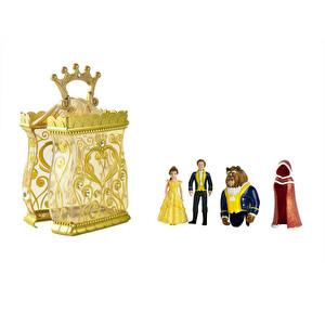 Prenses Belle Figürlü Kutu
