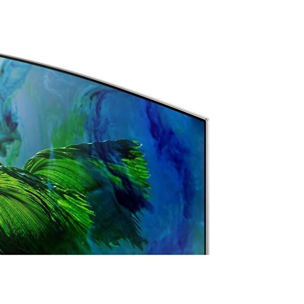 "Samsung 75Q8C 75"" 190 Ekran Q8C 4K Ultra HD Curved Smart Qled Tv"
