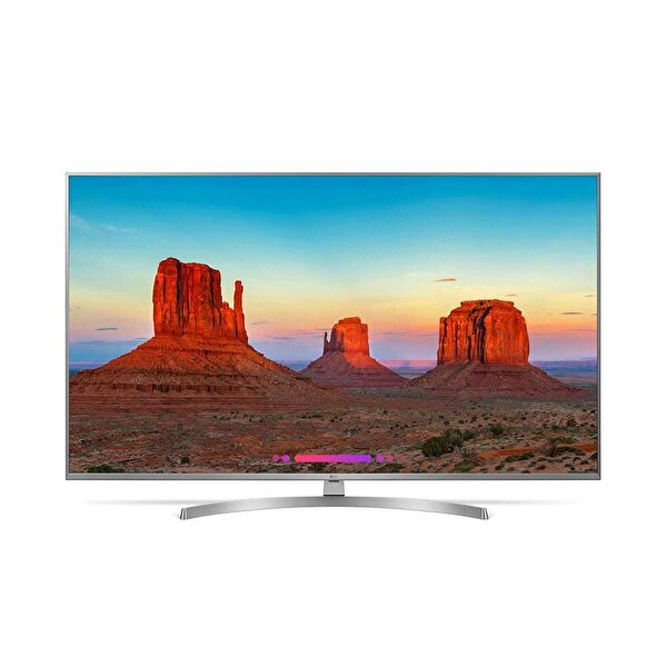 "LG 49UK7550PLA 49"" 123 Ekran Nano Cell Ultra HD Led TV"