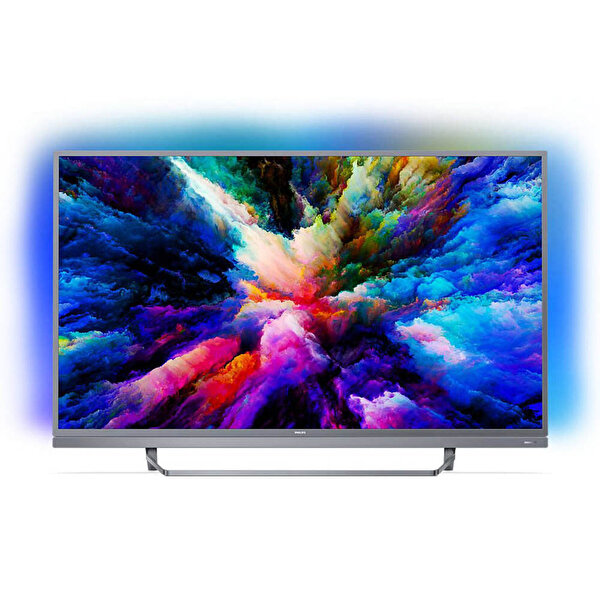 "Philips 55PUS7503/12 55"" 139 Ekran 4K Ultra HD Android Led TV"