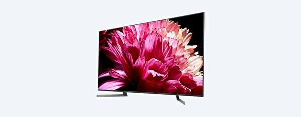 "Sony KD75XG9505BAEP 75"" 190 Ekran 4K UHD Smart TV"