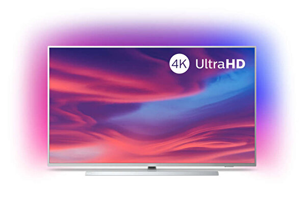 "Philips The One 50PUS7304/62 50"" 126 Ekran 4K UHD Android TV"