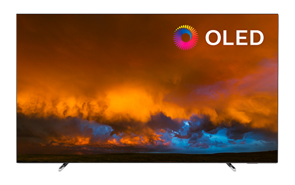 "Philips 55OLED804/12 55"" 139 Ekran Ambilightlı 4K UHD Android OLED TV ( OUTLET )"