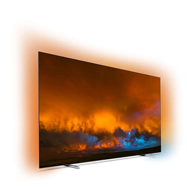 "Philips 55OLED804/12 55"" 139 Ekran Ambilightlı 4K UHD Android OLED TV"