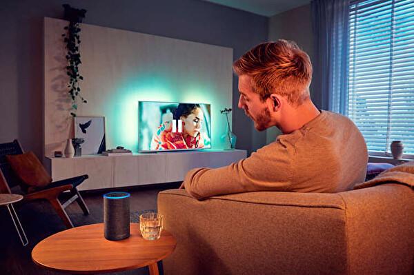 "Philips The One 70PUS7304/12 70"" 178 Ekran Ambilightlı 4K UHD Android TV"