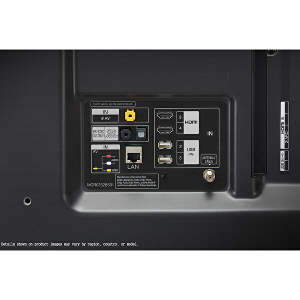 """LG 55NANO866NA.APDZ 55"""" 139 Ekran UHD Nanocell TV"""