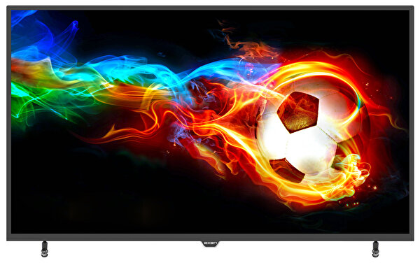 "Axen AX49DIL27-TNR 49"" 124 Ekran FHD Android Smart D-Dual LED TV"